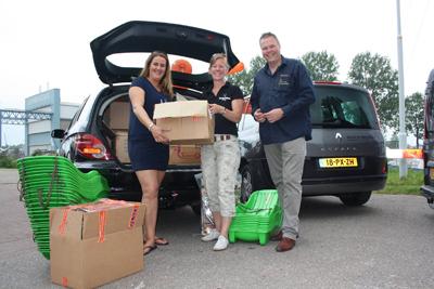 Donatie Speelgoedbank Thuisinopvang